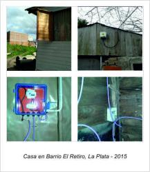 Casa en Barrio El Retiro, La Plata - 2015