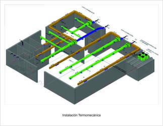 Instalación Termomecánica
