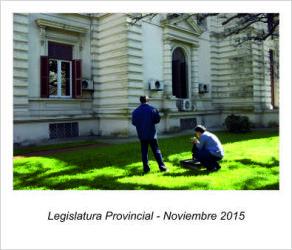 Legislatura Provincial - Noviembre 2015