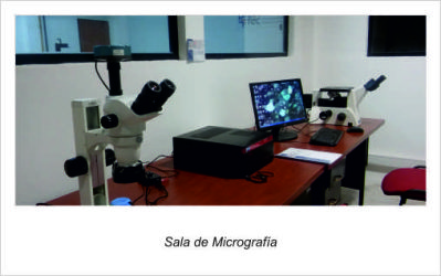 Sala de Micrografia